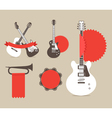 Music instrumrnts icons vector | Price: 1 Credit (USD $1)