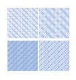 stock plaid background vector image vector image