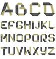ABC film vector image
