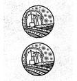 ethnic logo vector image vector image