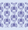repaint seamless pattern ranks scorpions vector image vector image