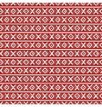 Russian stripes ethnic seamless pattern xoxo vector image vector image