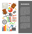 Business finance and statistics graphic chart or