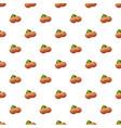 eco walnut pattern seamless vector image vector image