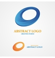 logo design element Abstract concept creative vector image vector image