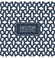 seamless geometric pattern - blue and white vector image