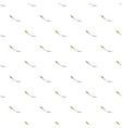 turkish scimitar pattern vector image vector image
