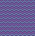 Chevron purple and blue pattern vector image