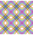 Abstract seamless diagonal line pattern vector image