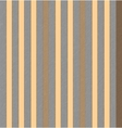 Striped gray orange brown vertical pattern vector image