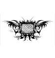 tribal tattoo vector image
