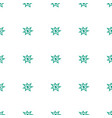 fireworks icon pattern seamless white background vector image vector image