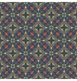 traditional seamless pattern vector image vector image