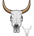 Cow skull vector | Price: 1 Credit (USD $1)