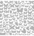 Background the butterfly vector image vector image
