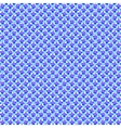 Blue purple background of the small squares vector image