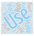 MIS 10 text background wordcloud concept vector image