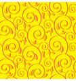 Seamless background with swirls vector | Price: 1 Credit (USD $1)