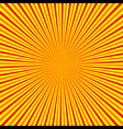 Sun Burst Stripe Background vector image vector image
