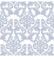 Vintage Baroque ornament pattern vector image