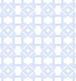 Blue Seamless Geometric Pattern vector image vector image