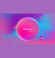 blurred abstract purle and pink backgrounds design vector image