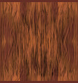 seamless texture of red wood vector image vector image