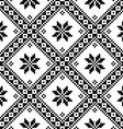 Seamless Ukrainian or Belarusian folk patterm vector image vector image