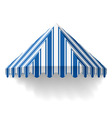 Awning vector | Price: 1 Credit (USD $1)