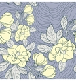 Jasmine floral seamless pattern vector image vector image
