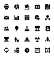 Project Management Icons 2 vector image vector image