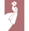 romantic mother vector image