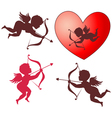 Cupid collection vector | Price: 1 Credit (USD $1)