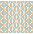blue azulejos pattern portugal tile seamless vector image vector image