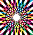 Spectrum vector image vector image