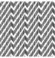 seamless pattern ikat wallpaper in ottoman style vector image
