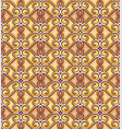 abstract curly seamless pattern