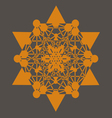 Star Tetrahedron poster