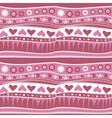 decorative striped wallpaper vector image
