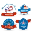 Memorial Day vector image