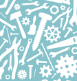tools seamless background vector image