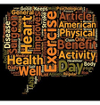 Thirty Minutes of Exercise a Day Keeps the Doctor vector image vector image