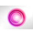 Background purple light center vector image