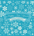 happy new years eve background vector image