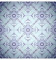 Seamless arabic style pattern vector image vector image
