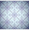 Seamless arabic style pattern vector image
