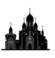 church vector image