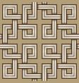 viking seamless pattern - engraved - interweaved vector image vector image