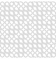 abstract background of connected dots in diagonal vector image