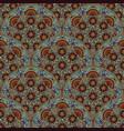 floral seamless pattern background in arabian